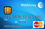 Web Money Debit ATM Card