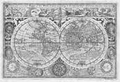 Francis Drake's Map