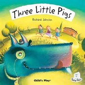 Three Little Pigs by Richard Johnston