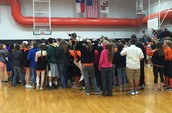 Tomcat Basketball Playoff Bound!