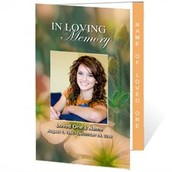 Funeral Program Templates Are Available At Webstores Too!
