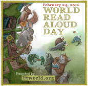 National Read Aloud Day