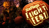 Six Flags Trip - Fright Fest