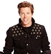 """Whatever it is, be yourself."" -Shaun White"
