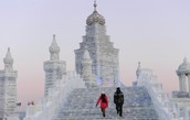 COME AND SEE THE MOST BEAUTIFUL ICE FESTIVAL IN THE WORLD