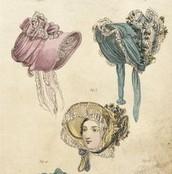 Ladies bonnets