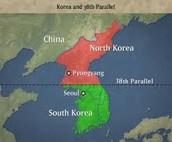 North Korean and Vietnam War