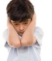 Those with autism can be affected by loud noises.