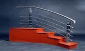 Steel & Iron Stair Railings