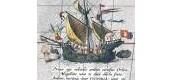אחת מספינותיו של פרדיננד מגלן