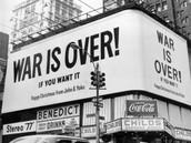 war is over (1969)