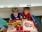Eli & Cole (read to someone)