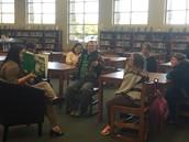Read Across America with Ms. Kellett's Class