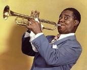 Louis Armstorng's sweet jazz