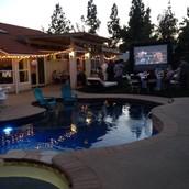 Backyard Night at the Fights