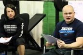 Laura & Shane Sweatt - CrossFit Conjugate/ Sweatt Shop