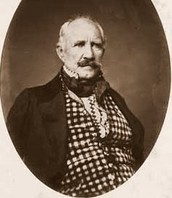 sam houston when he was old.
