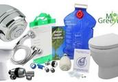 saving water equipment! save water!
