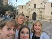 Advisors at the Alamo