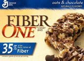 Fiber Bar For On The Go