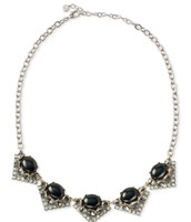 Rory necklace - black (as seen on bachelorette Kaitlyn)
