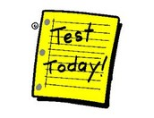 PARCC Testing Tuesday- Thursday
