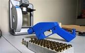 3D printed bullets