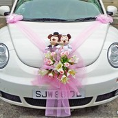 The wedding car for the most beautiful day of your life