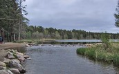 This region has one of the longest rivers in north america running through it