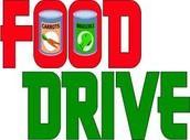 GES Food Drive