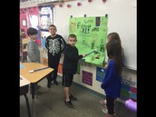 Forest  group presenting