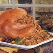Main Dish: Turkey with Chestnuts