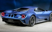 This is a 2015 Ford GT