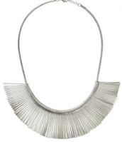 Essential Fringe Necklace, £50