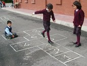 What is hop scotch?