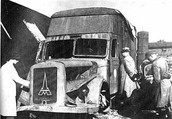 The Start of the Gas Van