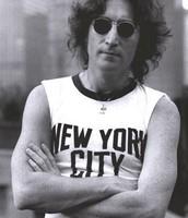 """John Lennon """"Give Peace A Chance"""" 1969"""