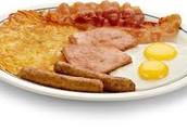el desayuno