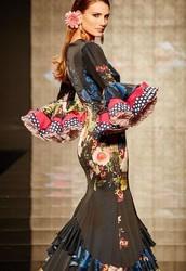 Sevillana Dress