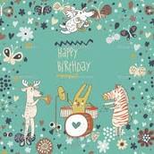 Holiday Birthdays!!