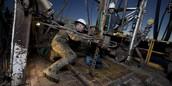 Alberta Oil Rig Workers