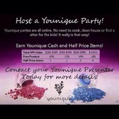 Book a Party today!