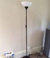 SOLD standing lamp - free!
