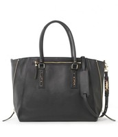 Madison Tech Bag in Black