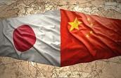 China and Japan War