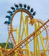 Roller coaster saftey