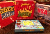 Our Family Game Night is coming soon.