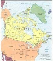 US - Canada border