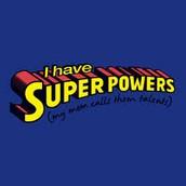 Super Fruit Powers!