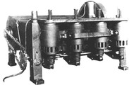 12 horse engine used in Wright Plane